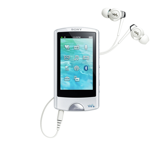 Walkman NWZ-A860 by Sony