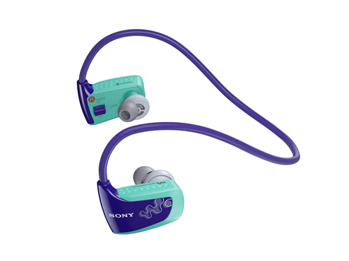 wearable Walkman® NWZ-W260 series MP3 player