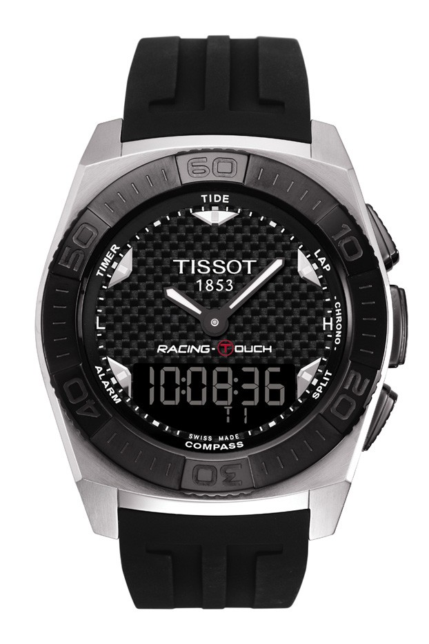Tony Parker LTD 2011 Racing Touch Watch