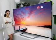LG 3D UD TV 84 INCH