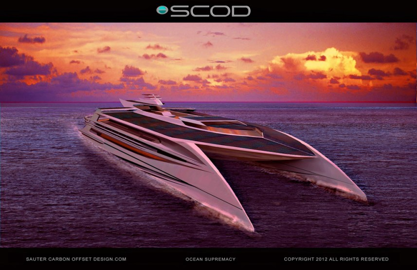 Eco Luxury Ocean Supremacy by SCOD