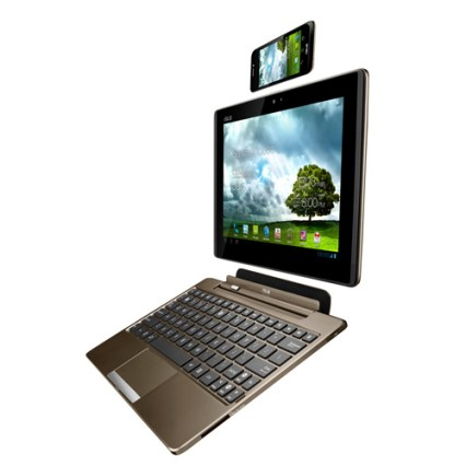 Asus PadFone notebook