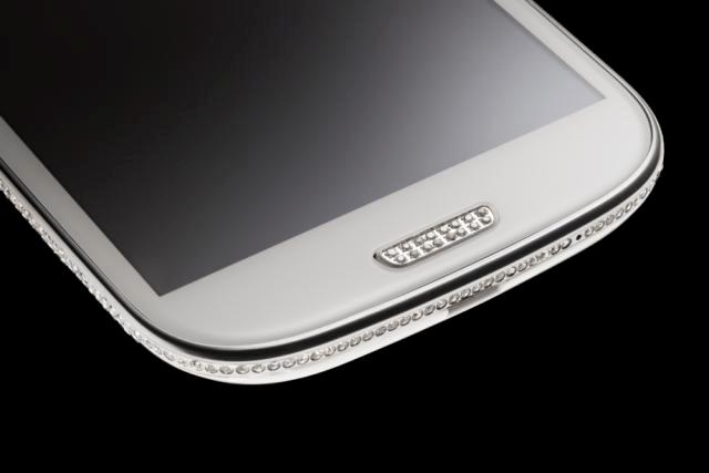 Samsung Galaxy S3 Swarovski Edition