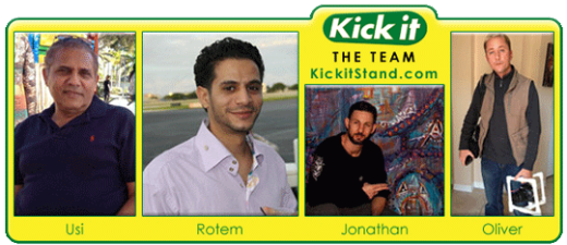 Kick-It-Stand-Team