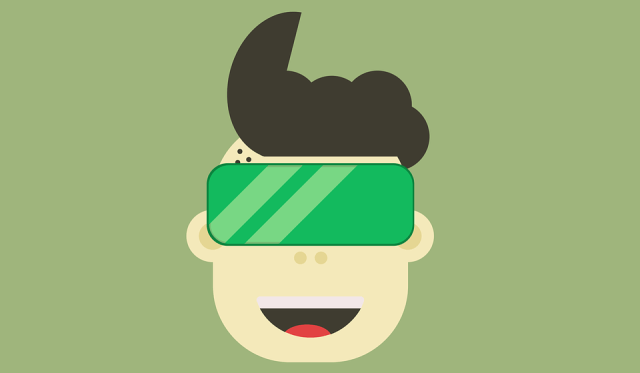virtual reality effect