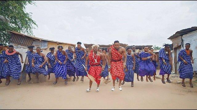 Rayvanny Amaboko Video
