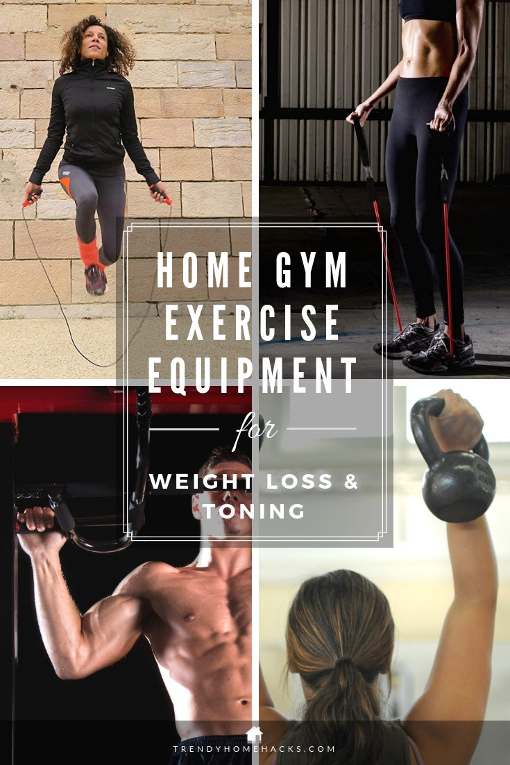 You are currently viewing Home Gym Exercise Equipment for Weight Loss and Toning