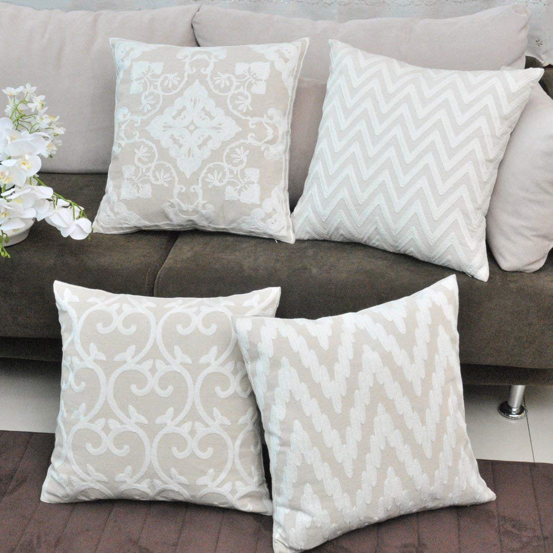 Fall Inspired Throw Pillow Covers