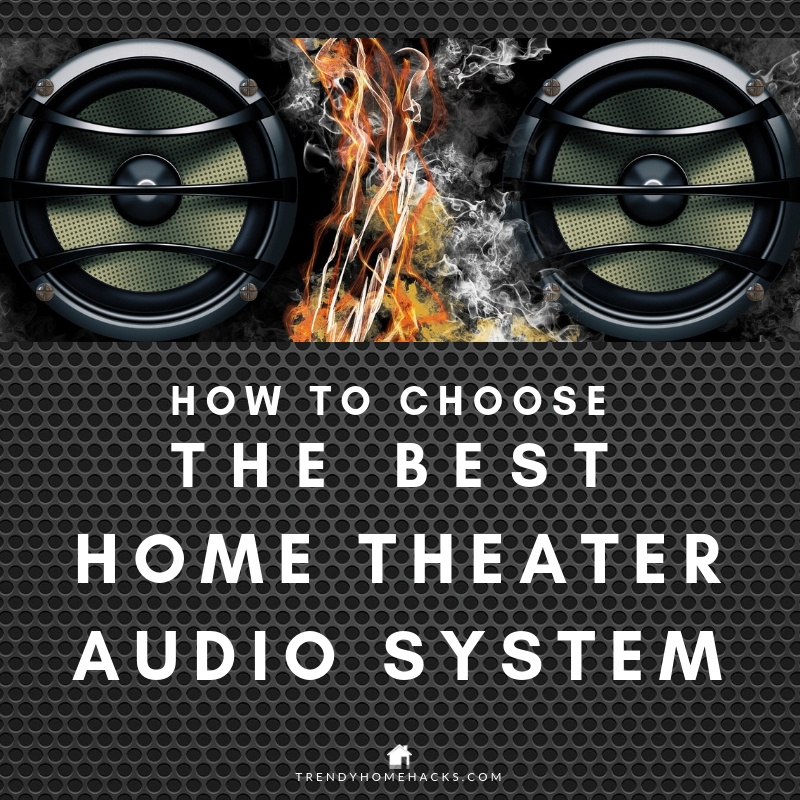 Best Home Theater Audio System