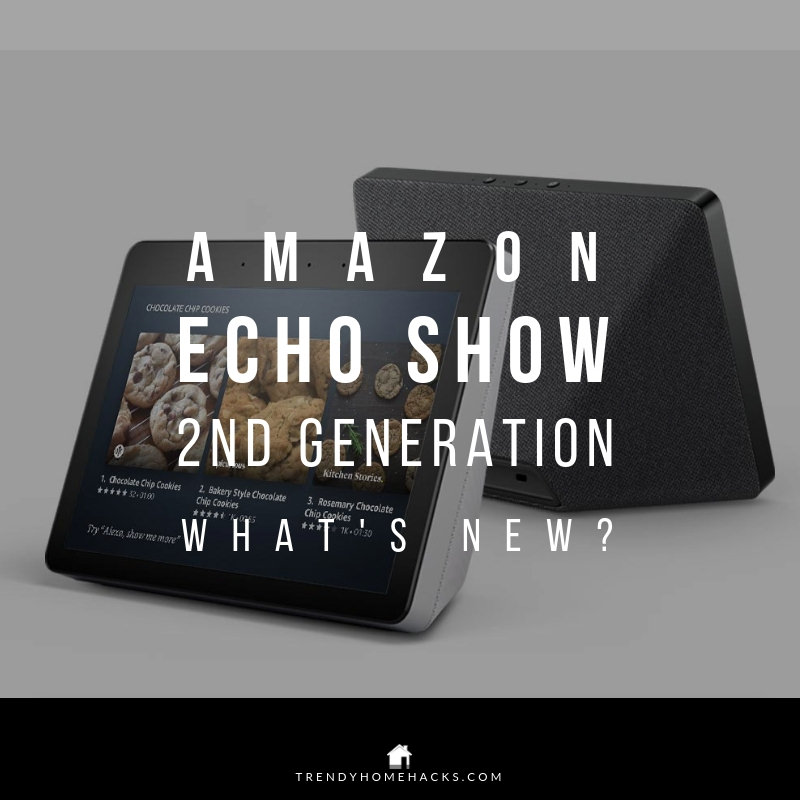 Echo Show & Alexa Smart Home Assistant