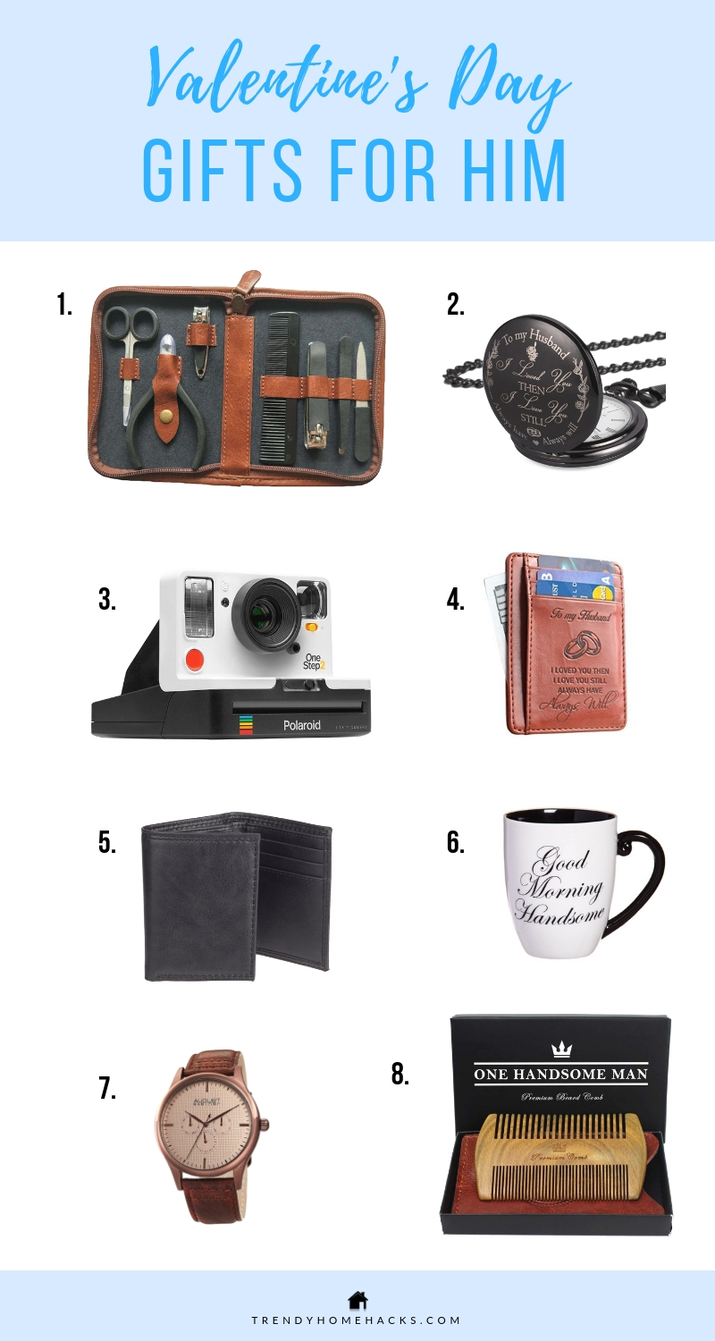 2019 Valentine's Day Gift Guide for Him and Her