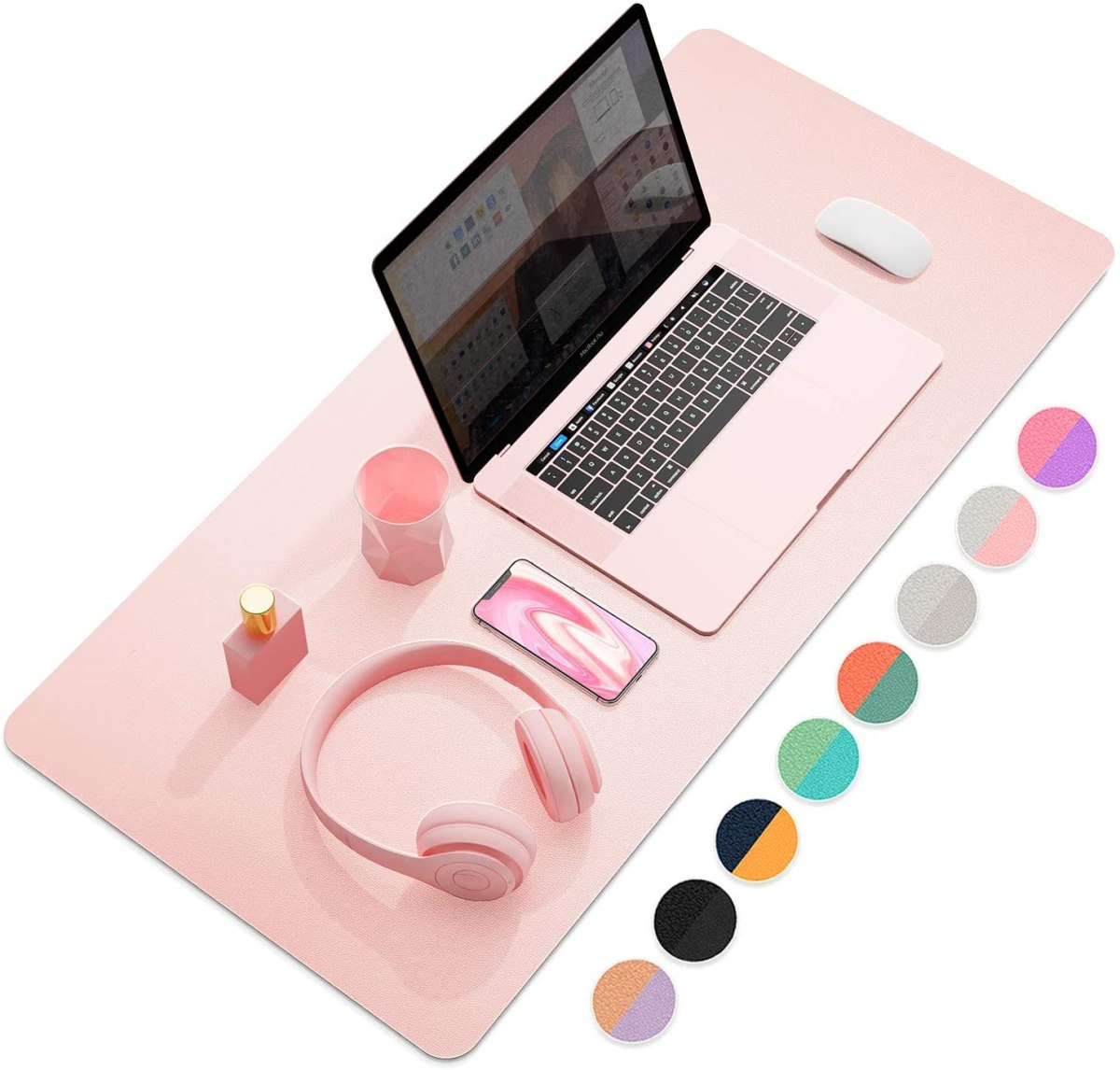 Do you need a desk pad to set up a productive workspace at home