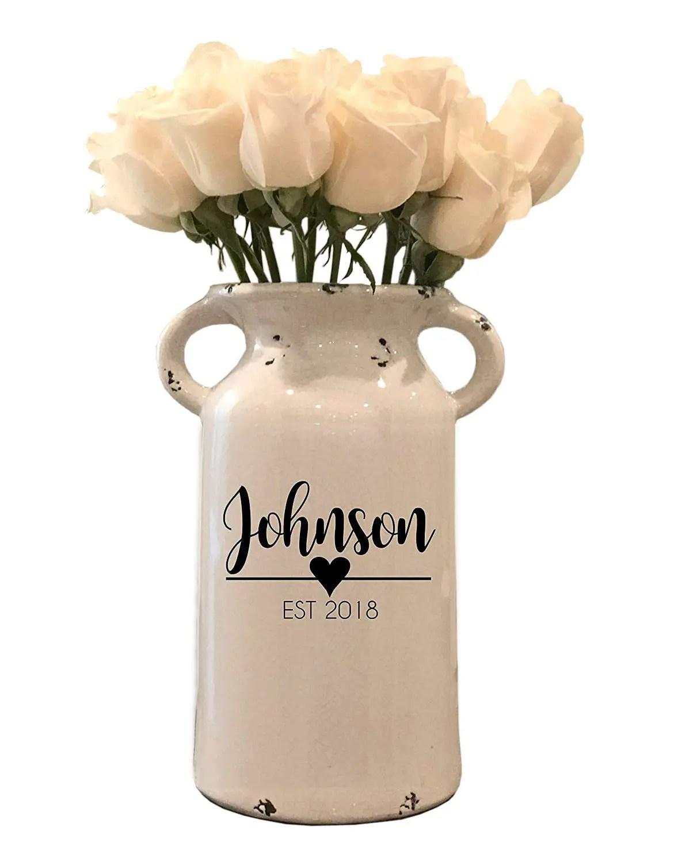 Farmhouse-Ceramic-Milk-Can-Vase