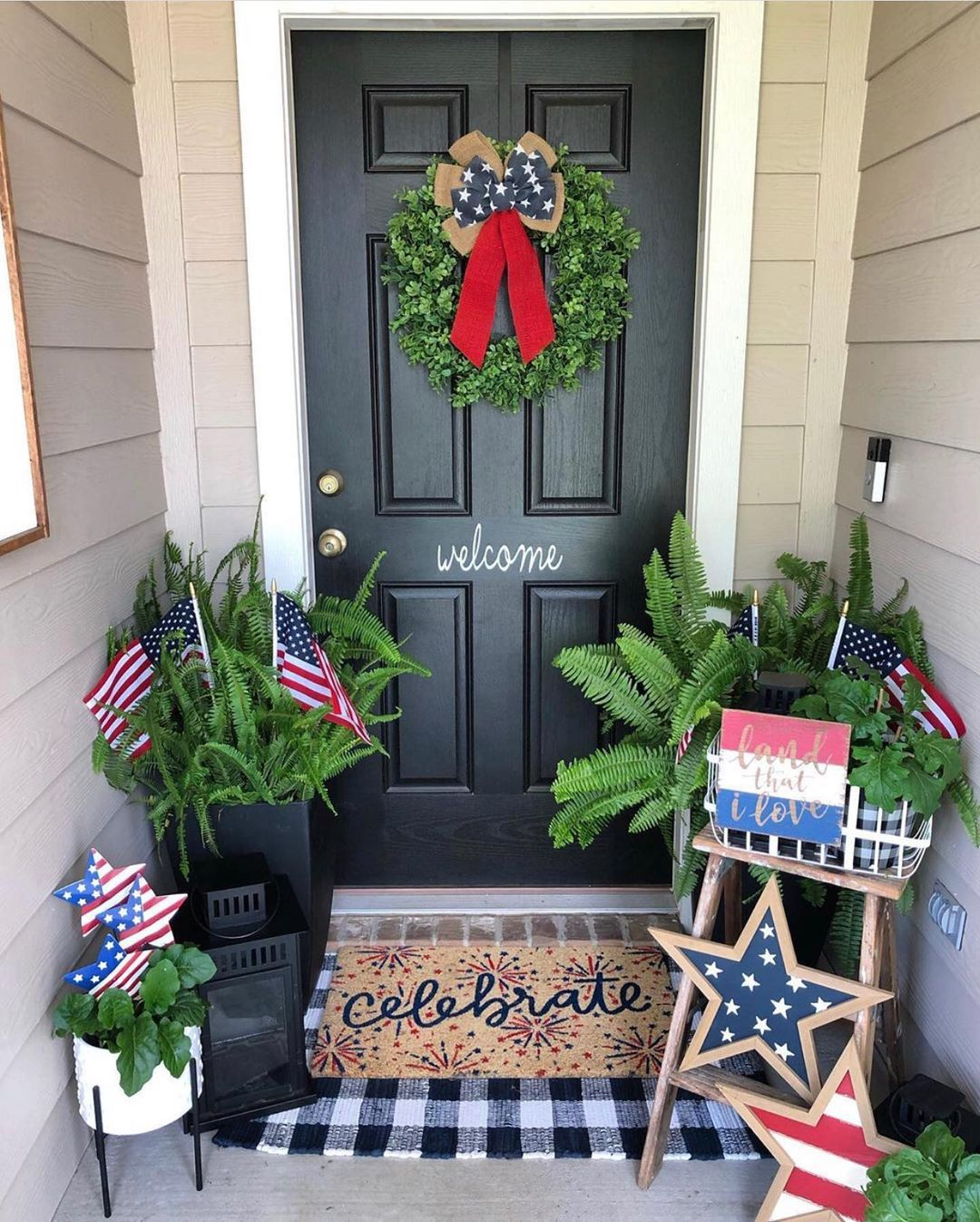 4th-July-Front-Porch