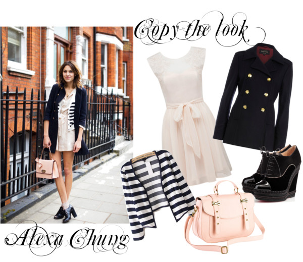 Copy the look: Alexa Chung