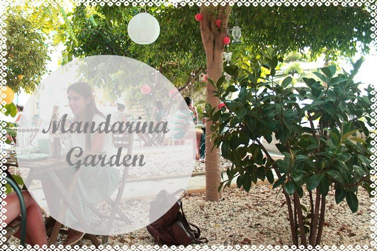 Mandarina Garden: Un lugar con encanto en Alicante