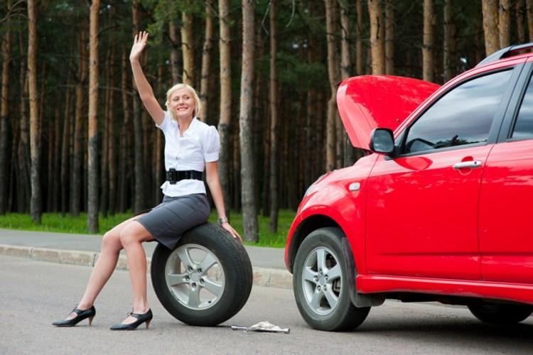 Estar en Jaen de viaje y que se estropee el coche… ¡Qué maravilla!