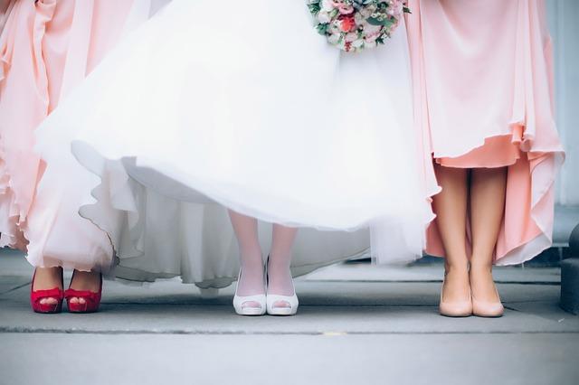 El día B: Los zapatos de la novia