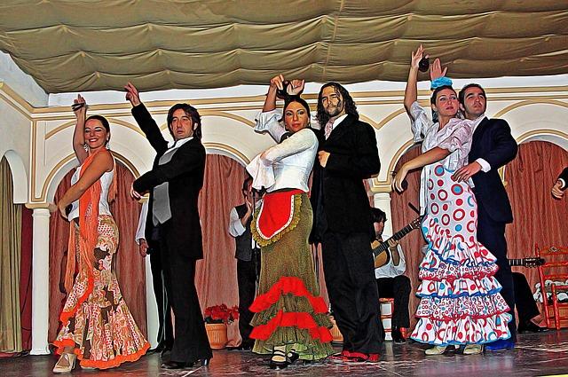 La moda de hacer turismo visitando tablaos flamencos