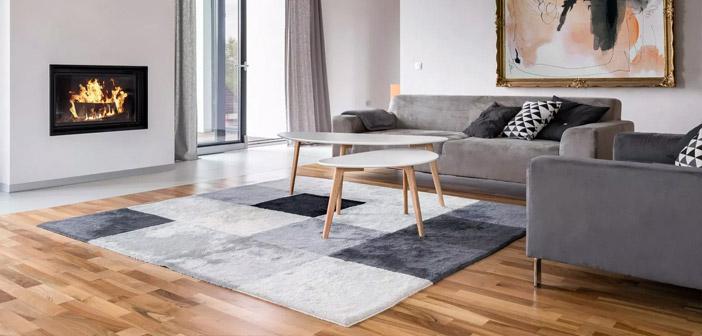 10 razones para colocar una alfombra en tu hogar