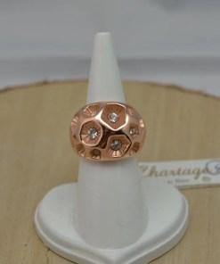 Elastische ring - rekring Chartage 0821 | Trendy Juweeltjes