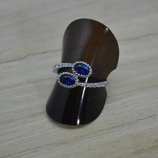 Zilveren verlovingsring Trento Tes online kopen   Trendy Juweeltjes