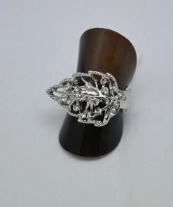Elastische ring Chartage Blad online kopen - Trendy Juweeltjes
