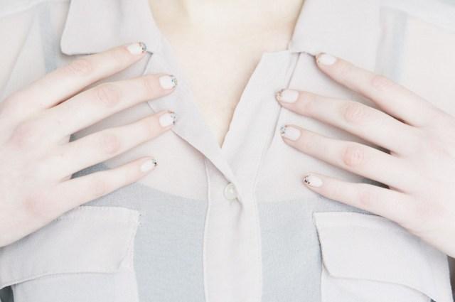 Glitter Manucure