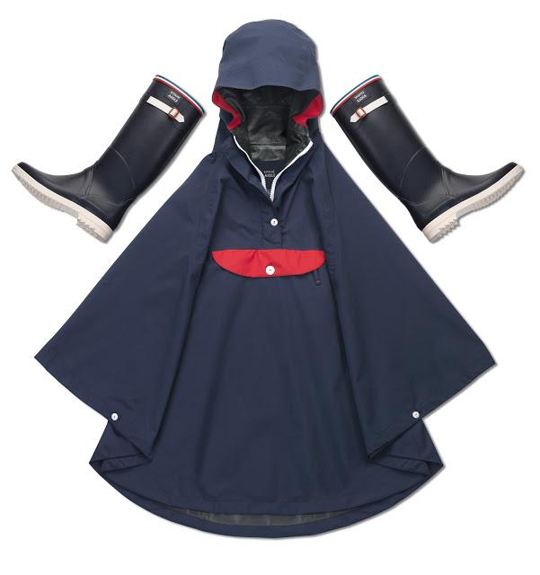 Poncho Gore Tex Femme - 320€