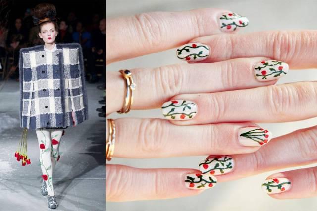 Manucure Inspiration Fashion Week