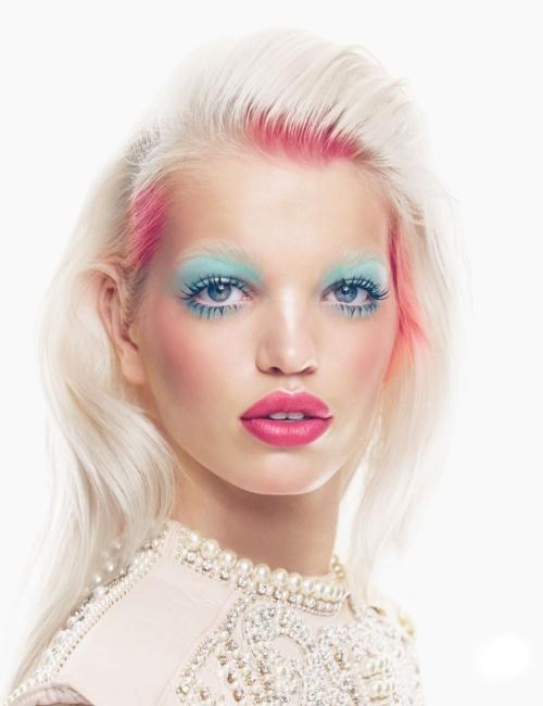 inspiration Make-up by Yadim