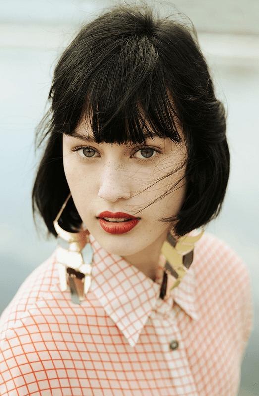 Idées de coupes de cheveux - Lydia Graham
