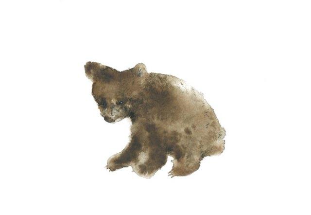 Etsy - Bear