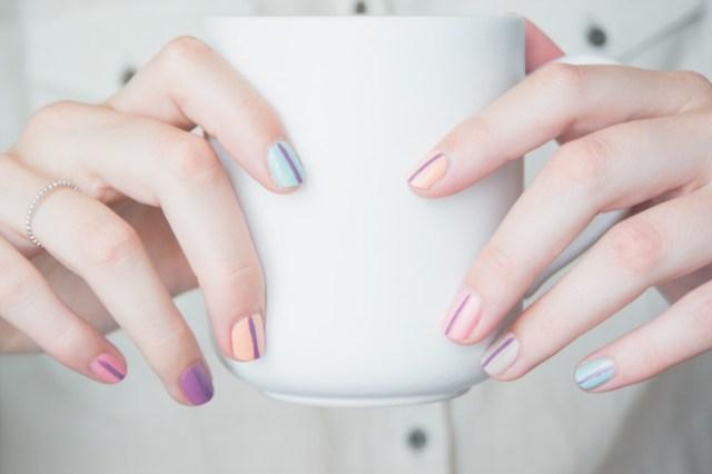 Nail Art Arty MLP-1
