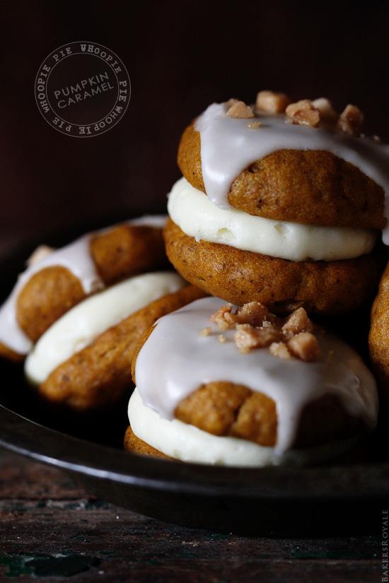 Macarons à la citrouille - Bakers Royale
