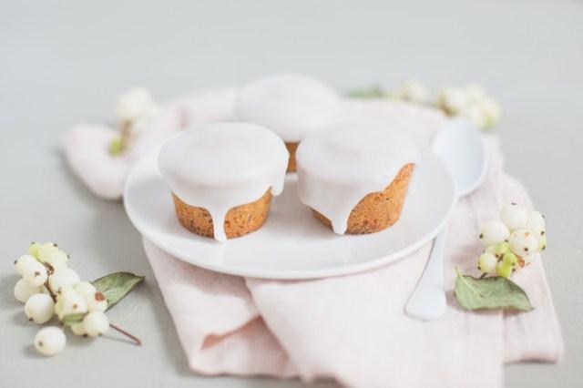 Muffins aux noisettes - Carnets Parisiens