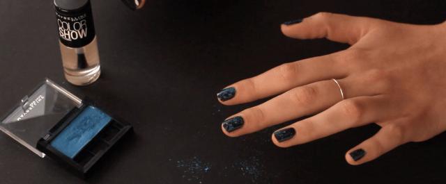 tutoriel nail art