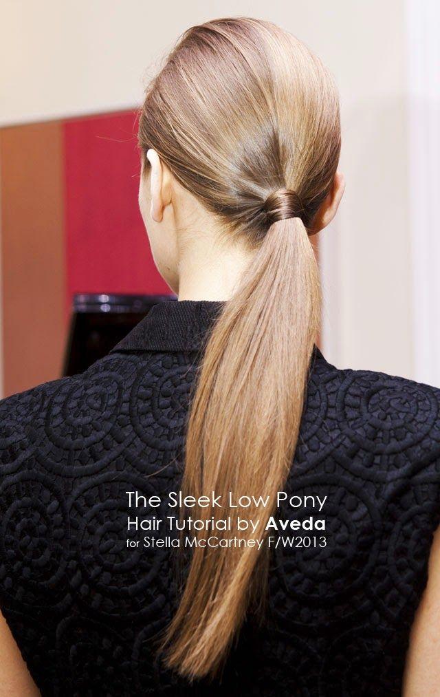Ponytail - Stella McCartney