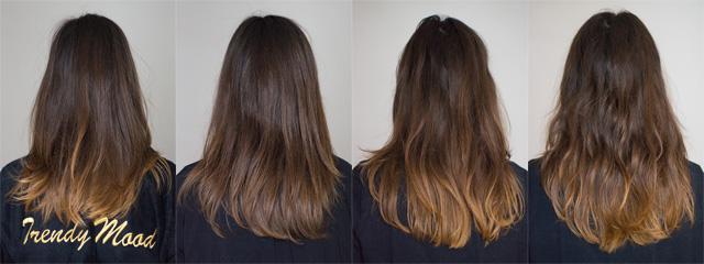 Coloration cheveux avant ou apres soleil