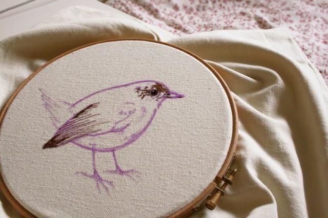 Oiseau 2 Chloe Giordano