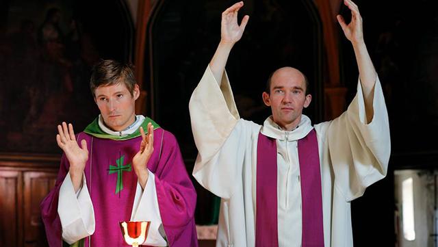 les deux curés