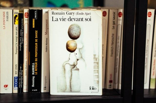 Mes livres préférés - La vie devant soi