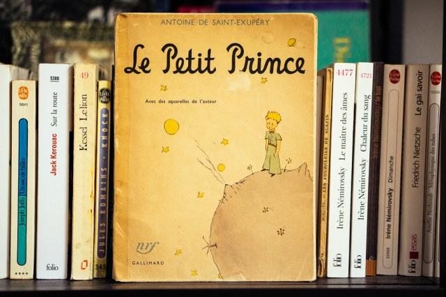 Mes livres préférés - Le Petit Prince