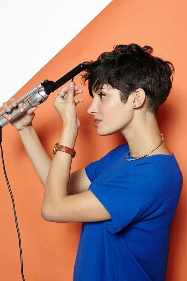 girl short hair 4