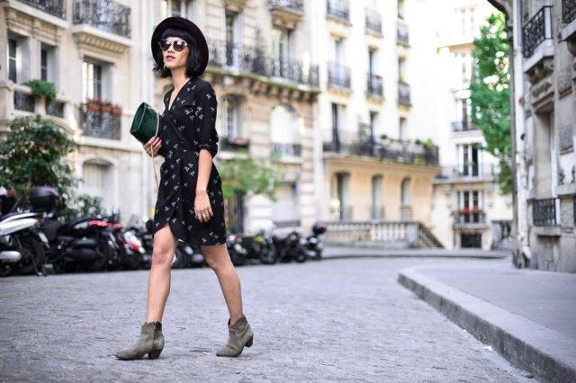 Robe cintrée - Atelier Charlotte Auzou