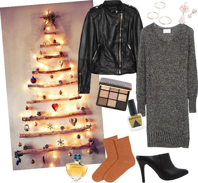 Sélection shopping tenue de Noël