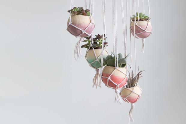 Beau Hanging Planter - For The Makers