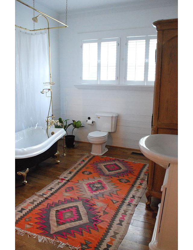 Carpet - Bathroom