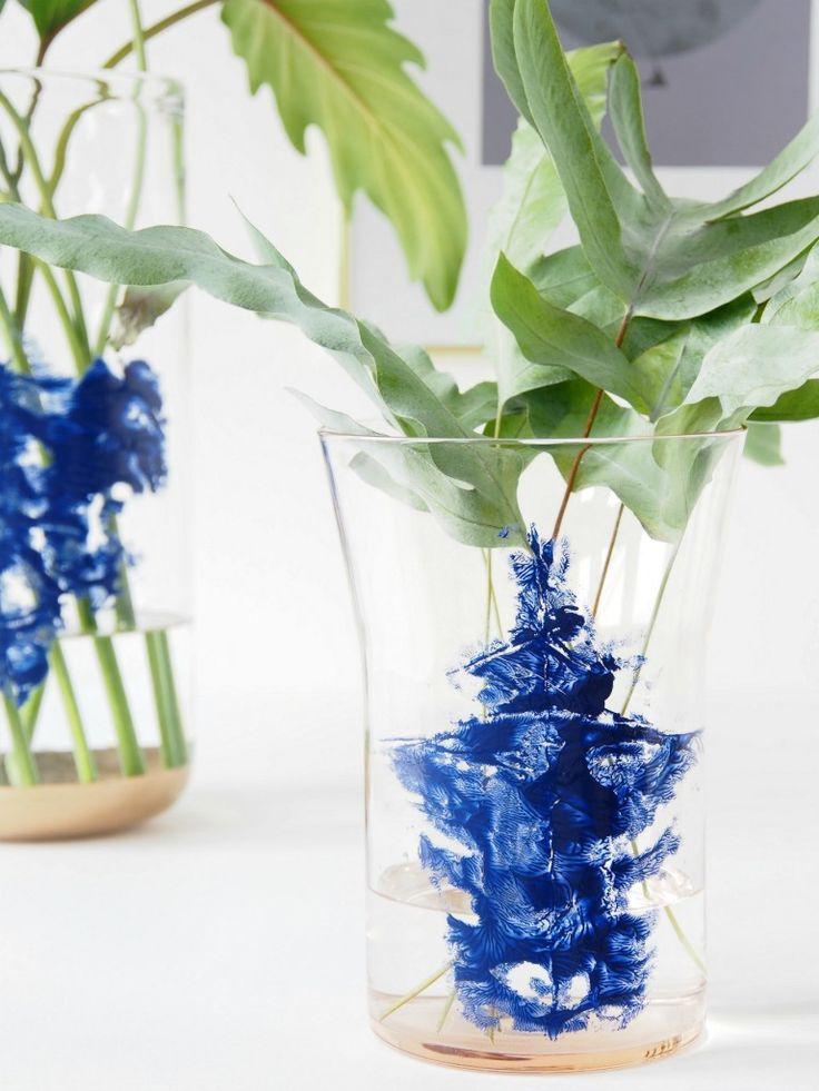 DIY Rorschach Vase