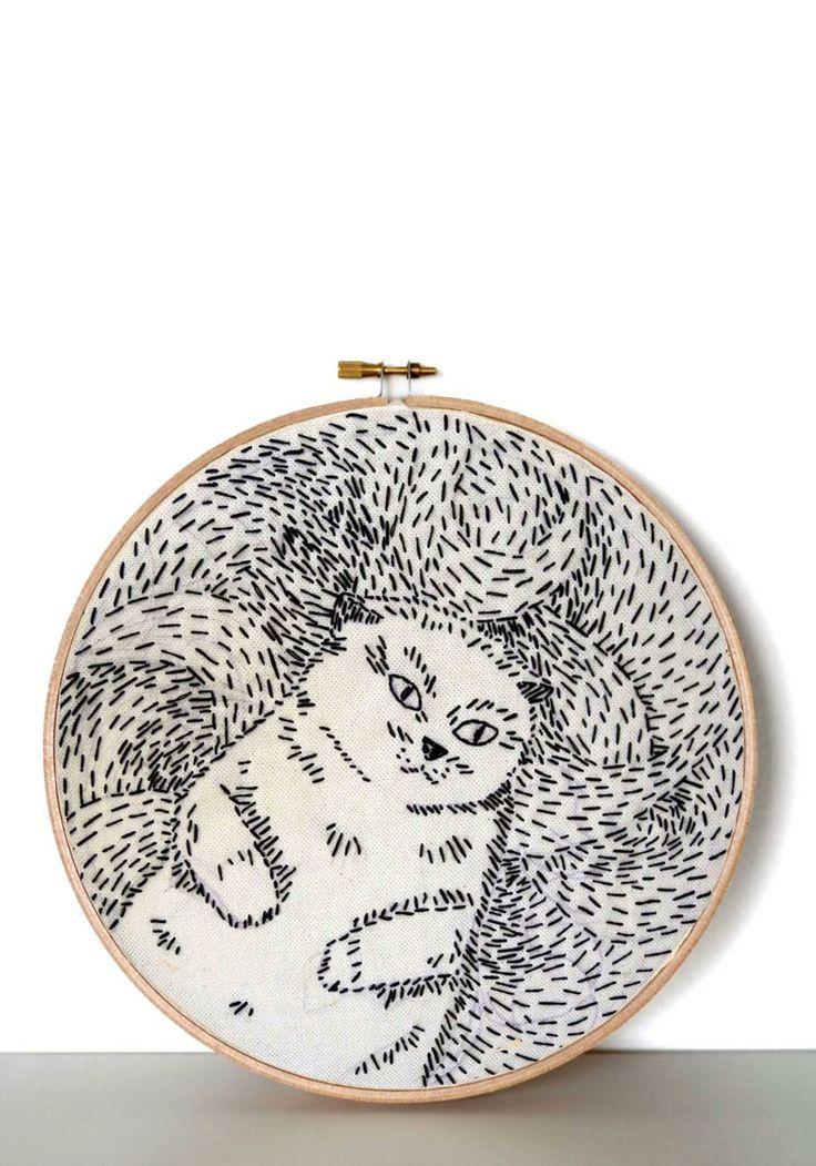 Embroidery Hoop Dreams Kit